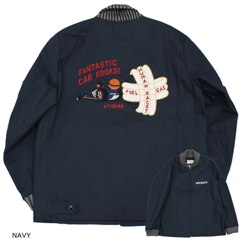 30%off weirdo 19SS01 HY GEAR-JACKET 39800