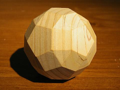 小菱形20・12面体