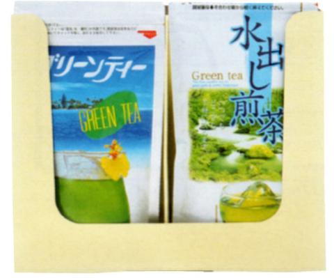 水出し煎茶5g×20個 グリーンティ145g