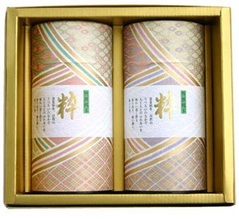 静岡煎茶170g×2本セット