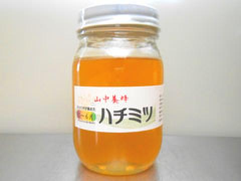 はちみつ・5~6月・ 500g(千葉県富津市山中産)