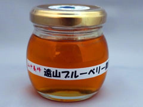 はちみつ・ブルーベリーの花・100g(遠山ブルーベリー農園産)