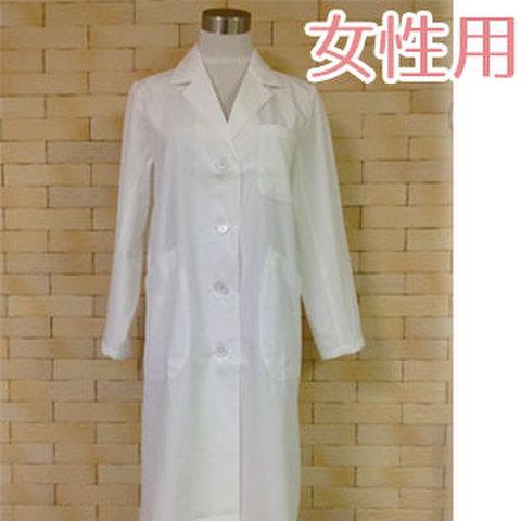 白衣も作れるテーラードカラーのボックスコートの型紙【委託商品】 ※ポイント利用不可
