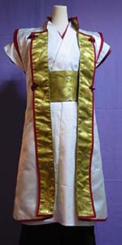陣羽織もどきの型紙 婦人Mサイズ