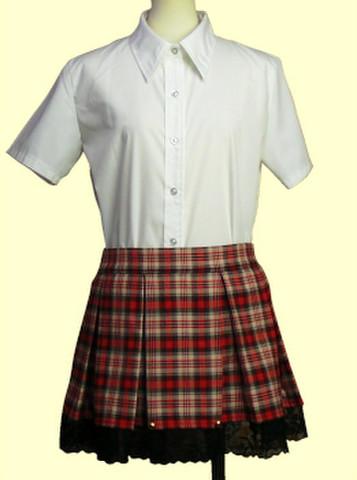 8本ボックスプリーツスカートの型紙 出来上がりサイズ66cm・70cm・76cm
