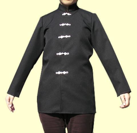 シンプルジャケットの型紙 婦人Sサイズ
