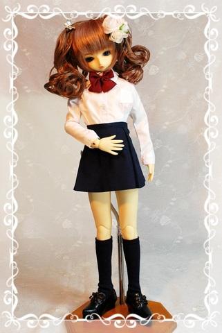 ■ボックスプリーツスカートの型紙【委託商品】 2004_g