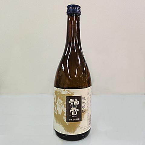 神雷 純米吟醸酒