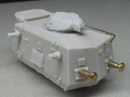 装甲トロッコ BDT-41 ピロシキ