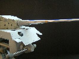 ティーガーⅡ L68 10.5㎝KwK ダブルバッファー