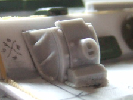 KV-6 火炎放射ノズルセット(スイング)