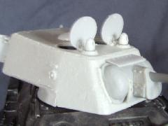 T-34オートローダー砲塔セット
