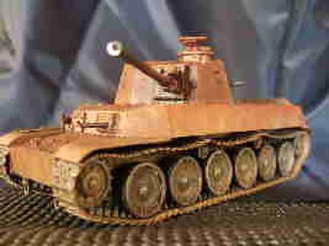 P-V M2ハルセット (五式中戦車、トーションバー式車体下部)