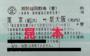 東京⇔名古屋 東海道新幹線チケット
