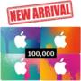 iTunesコード100,000円