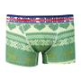 メンズボクサーパンツ DARKSHINY Nordic Green
