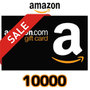 [10%OFF]Amazon ギフトコード(10,000円券)