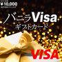 バニラVisaギフトカード(10,300円)
