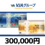 VJA(VISA)ギフトカード(300,000円券)